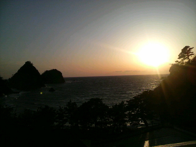 堂ヶ島温泉ホテルは源泉100<br />  %